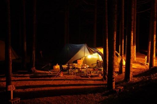 「ひとりキャンプで食って寝る」1話から7話のあらすじネタバレを家政婦は見た!ロケ地にも出没!?